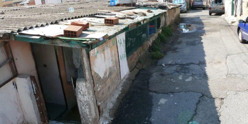"""Brutalismo e dewcostruttivismo fuse insieme nello stile """"non -finito siciliano"""""""