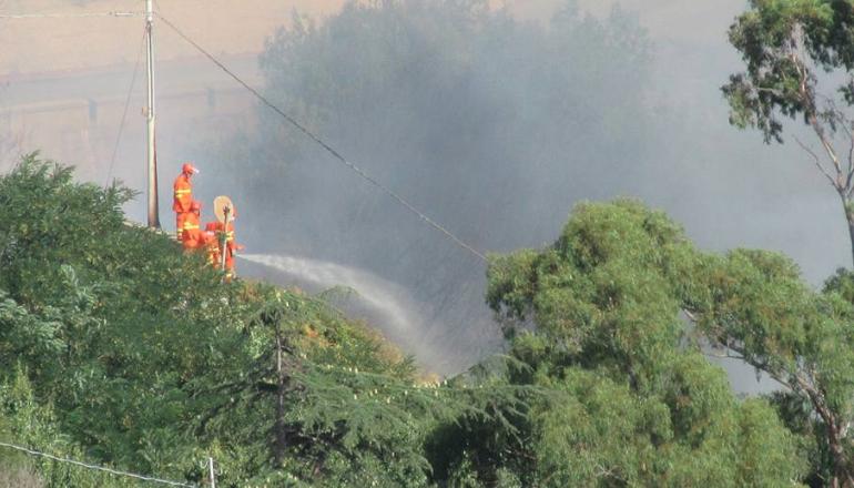 Messina-incendi