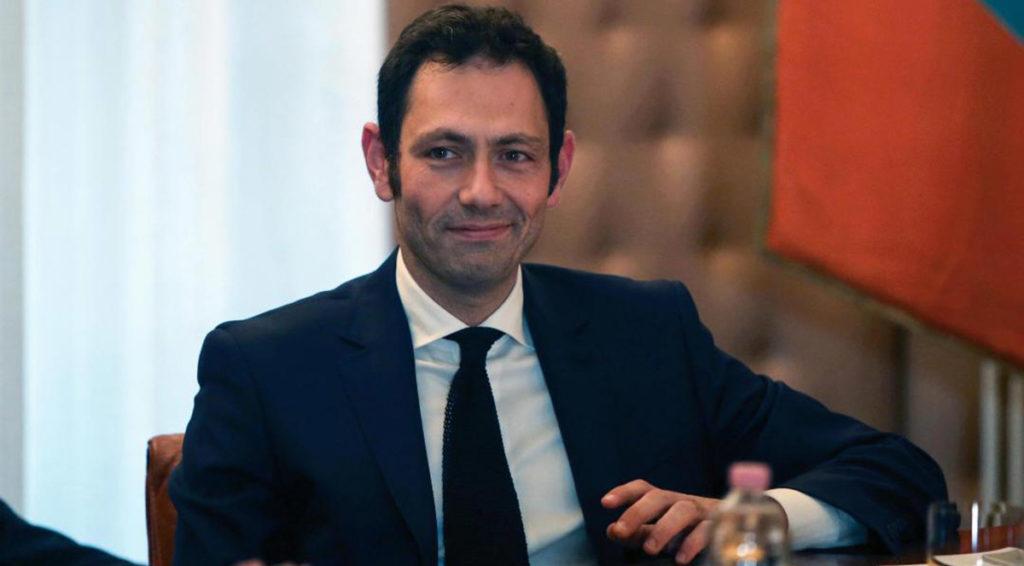 Il sopralluogo del governatore Nello Musumeci e dell'assessore Ruggero Razza negli ospedali di Messina.