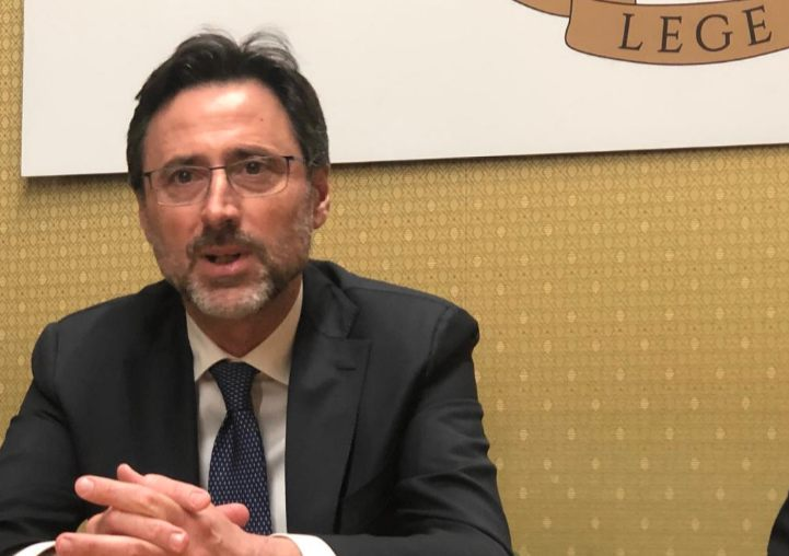 Vito Calvino, il nuovo questore di Messina, si presenta alla città