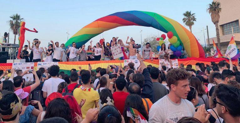 Diretta Messiona Pride (Terza parte)