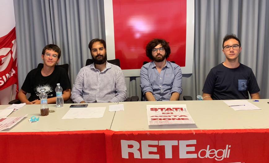 """""""Stati di agitazione"""", un ciclo di formazione politica a Torre Faro"""