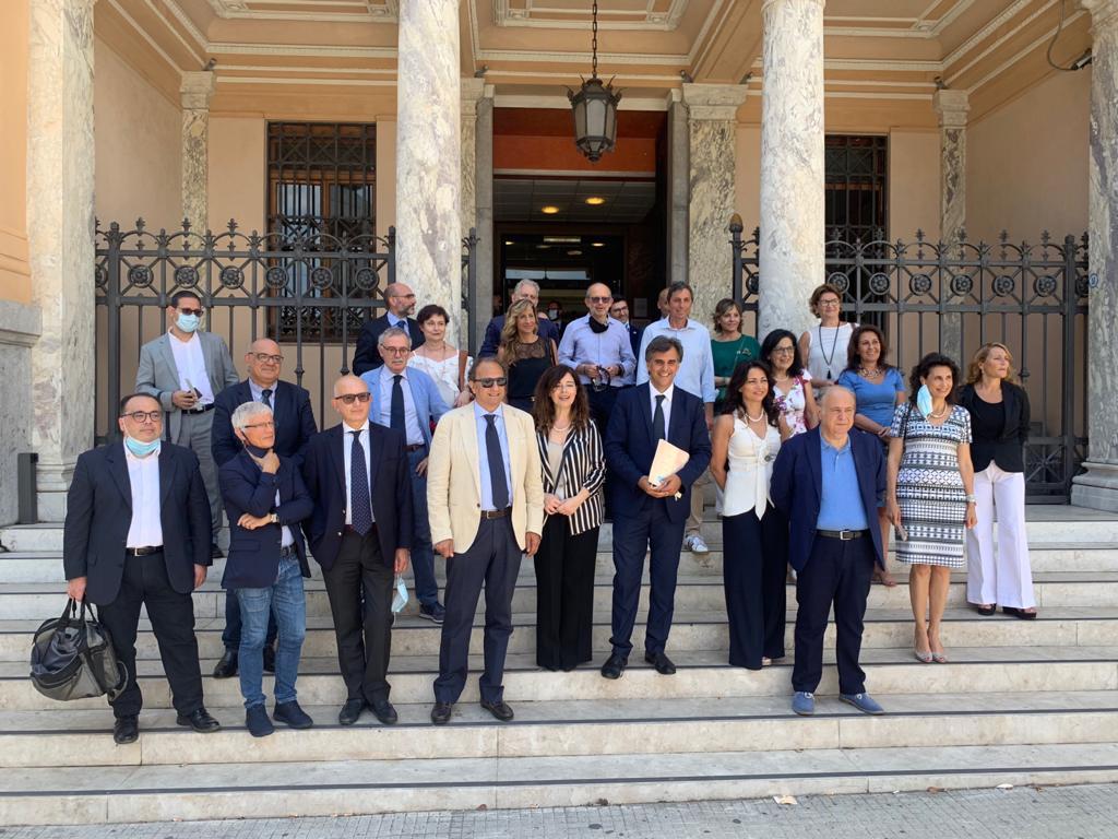 L'Unime apre le porte dell'ex Banca d'Italia.
