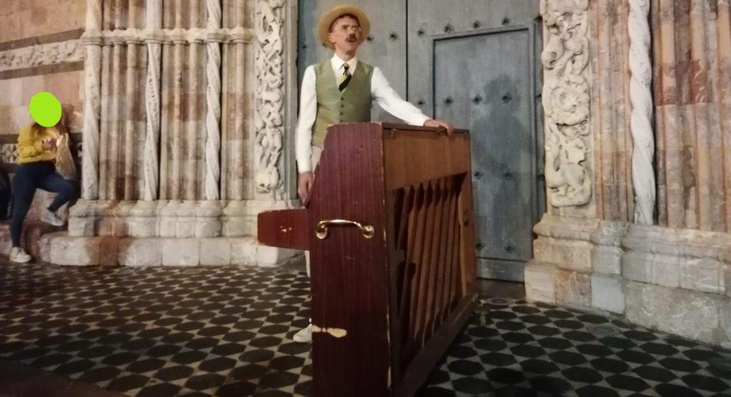 Una storia, un pianoforte e… Lorenzo Kruger