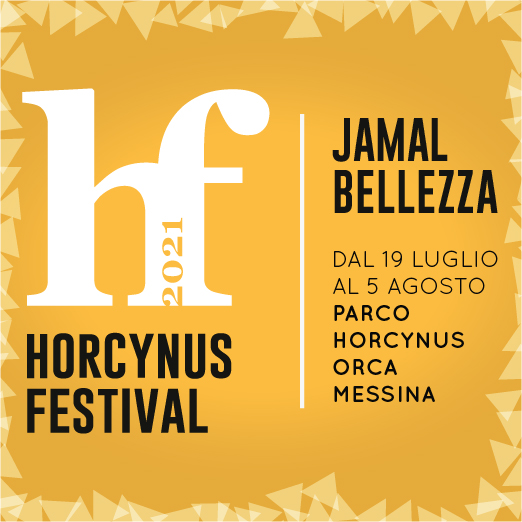 horcynus festival 2021 jamal bellezza