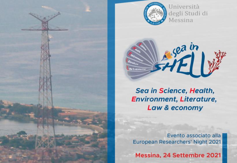 UniMe: Marina Trimarchi presenta Sea in Shell